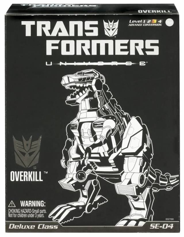 Universe - Special Edition Overkill - MISB