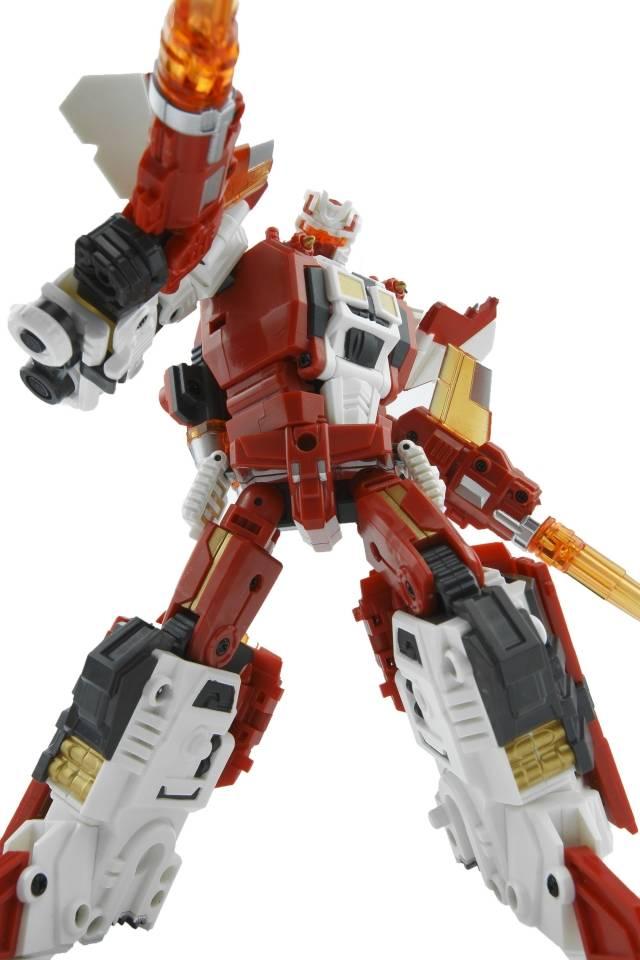 Warbotron - WB03-D Double Strike