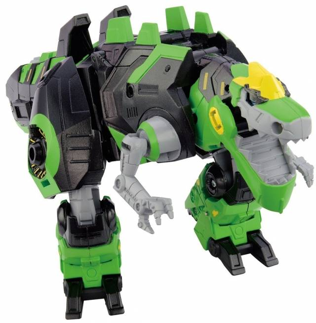 Transformers Adventure - TAV30 - Battle Grimlock