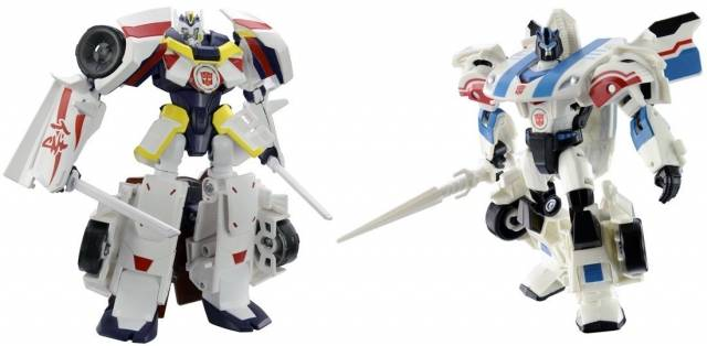 Transformers Adventure Tavvs05 Drift Origin Jazz Battle Mode