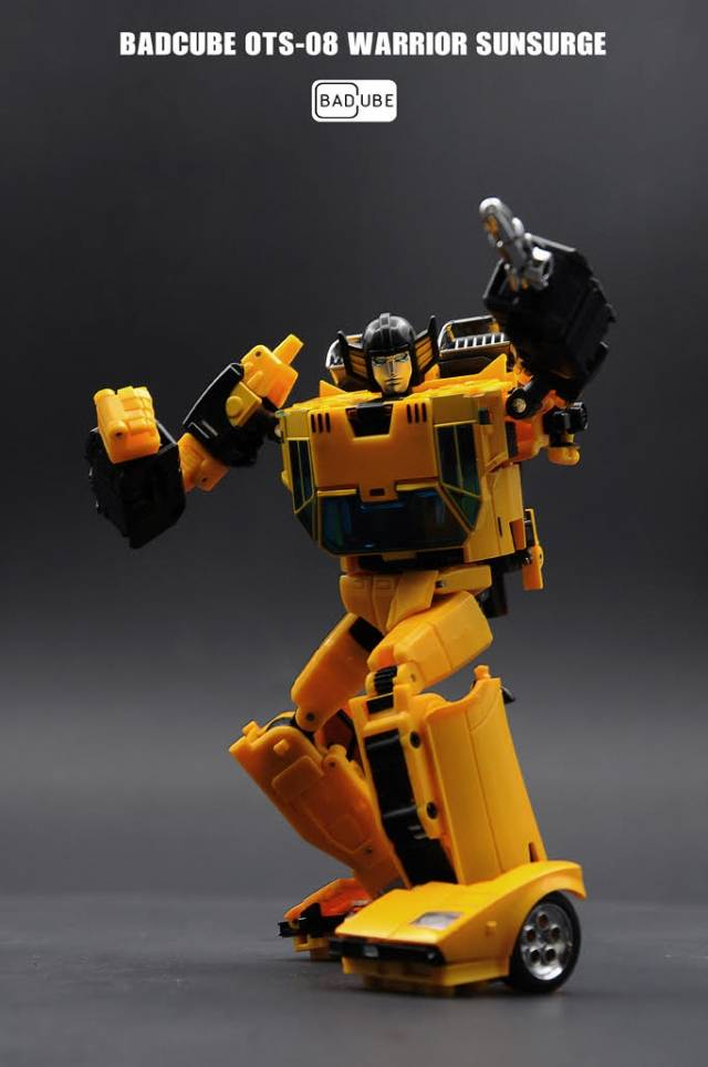 BadCube - OTS-08 Sunsurge