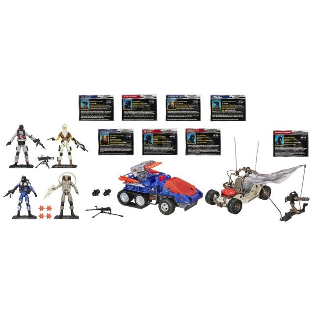 SDCC 2015 Exclusive - G.I. Joe Exclusive - Desert Duel