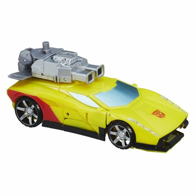 Combiner Wars 2015 - Deluxe Class Series 4 - Sunstreaker