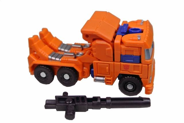 Combiner Wars 2015 - Legends Series 2 - Huffer - Loose 100% complete