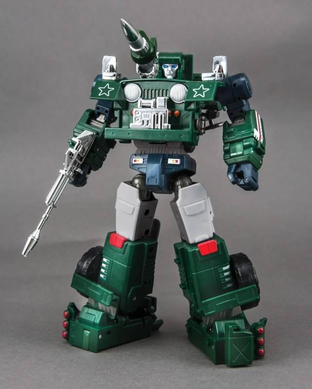 Make Toys - MRTM-02Y - Gundog (VER.2Y)
