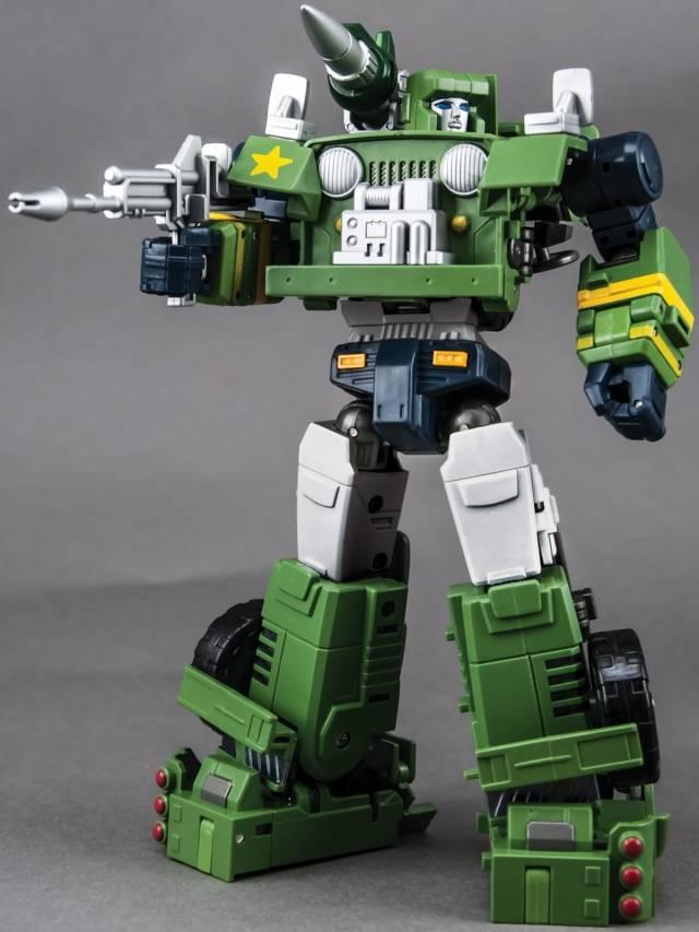 Make Toys - MRTM-02N - Gundog (VER.2N)