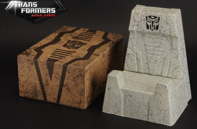 MP-08X Masterpiece King Grimlock - Throne Accessory