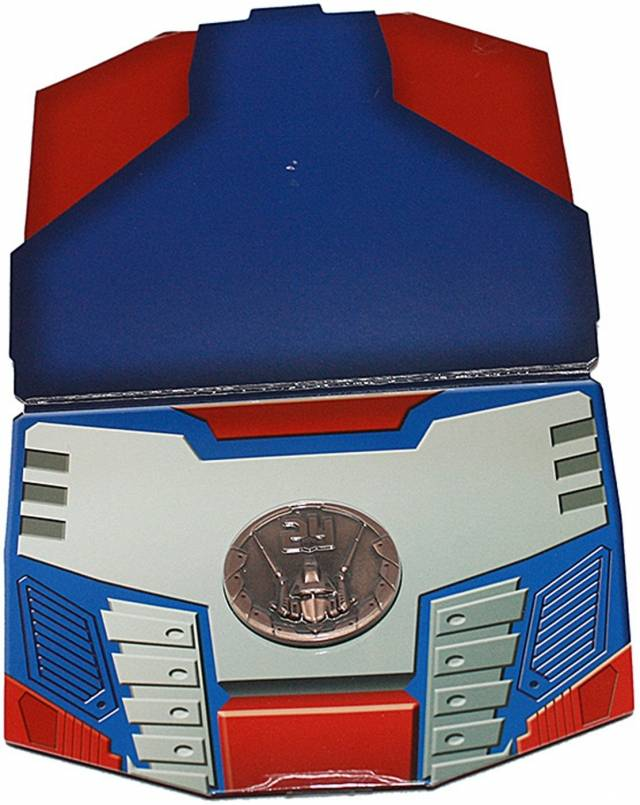 Transformers Masterpiece MP-24 Star Saber Coin