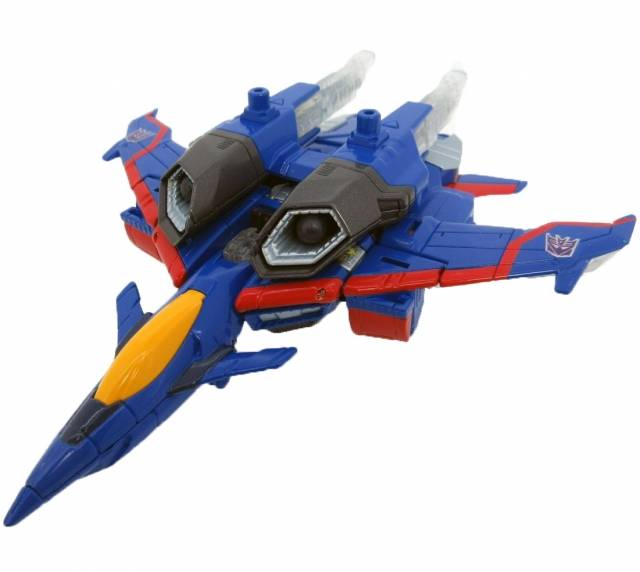 Transformers Legends Series - LG18 Thundercracker / Armada Starscream Super Mode