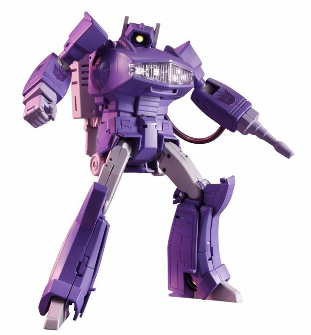 MP-29 Masterpiece Shockwave - MIB