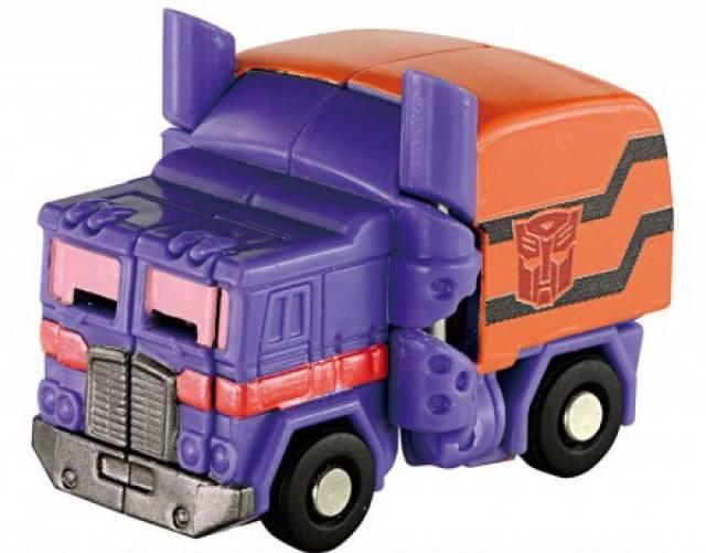 Transformers Q - QTC-07 - Evangelion