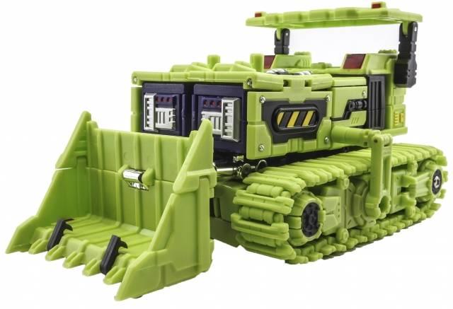 ToyWorld - Constructor - TW-C01 Bulldozer - MIB