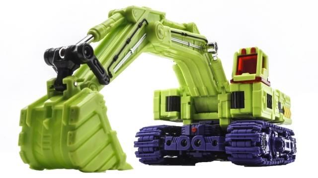ToyWorld - Constructor - TW-C02 Unearth - MIB