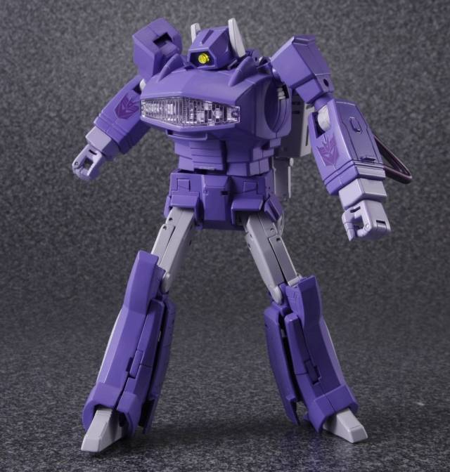 MP-29 Masterpiece Shockwave - with Collector's Coin