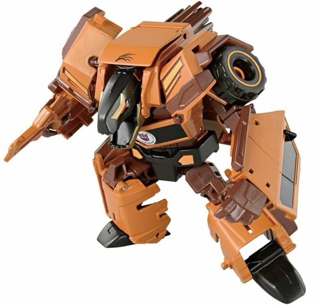 Transformers Adventure - TAV39 - Quilfire