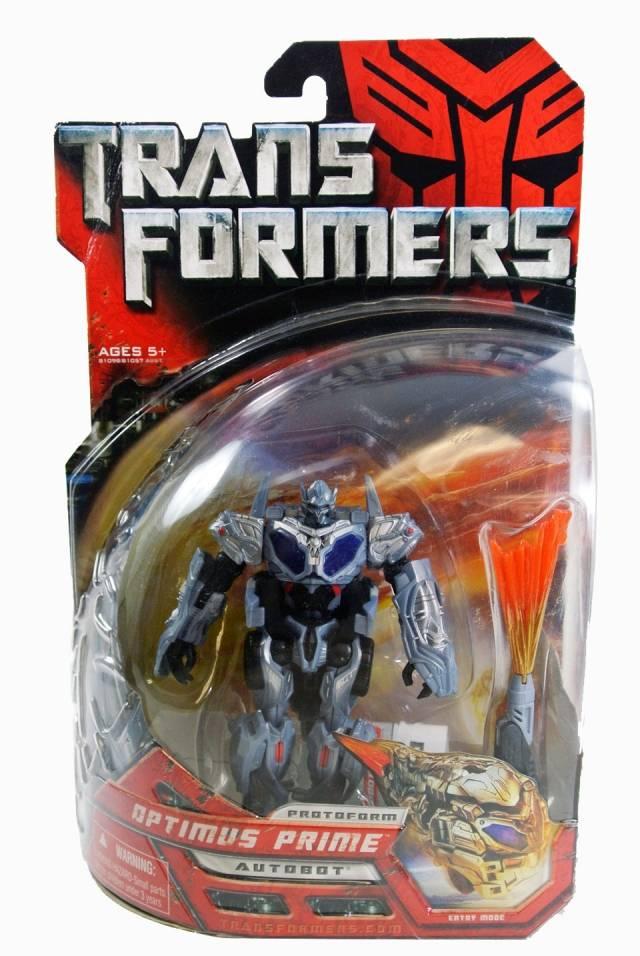 TFTM - Protoform Optimus Prime - MOC