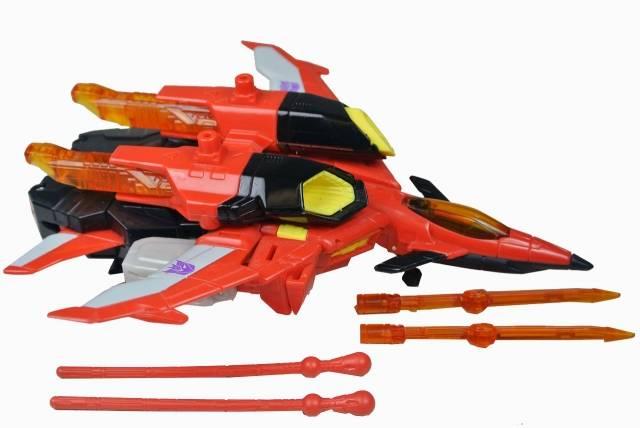 Transformers 2014 - Generations - Deluxe - Armada Starscream - Loose - 100% Complete