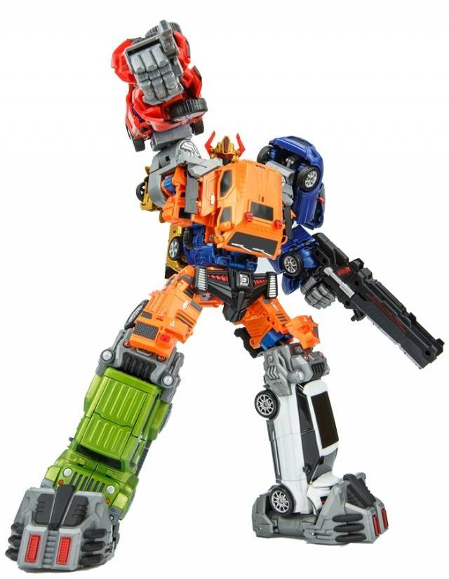 ToyWorld - TW-T Car Combiner