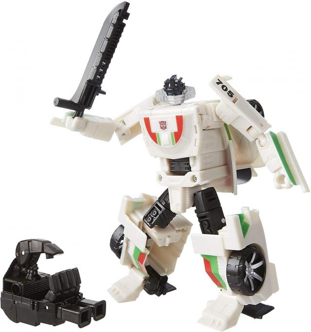 Transformers Generations Combiner Wars Deluxe Class Wheeljack
