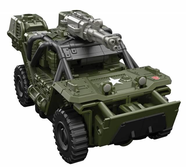 Combiner Wars 2016 - Hound - MOSC