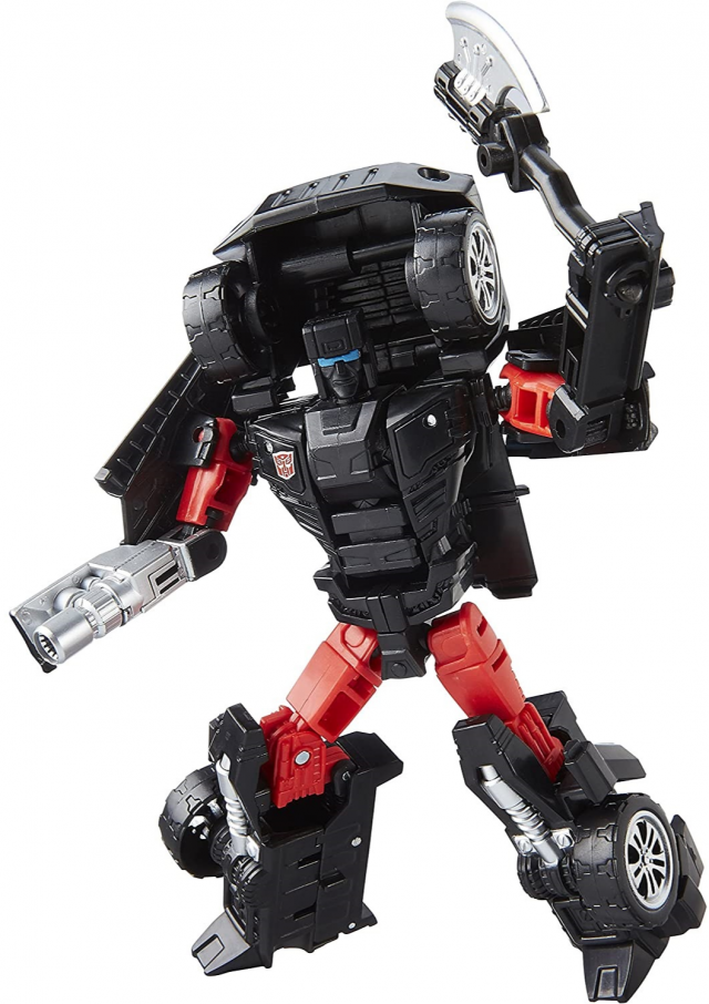 Transformers Combiner Wars TRAILBREAKER weapon ax
