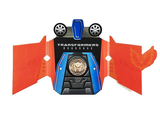 MP-26 - Masterpiece Road Rage - Collectors Coin