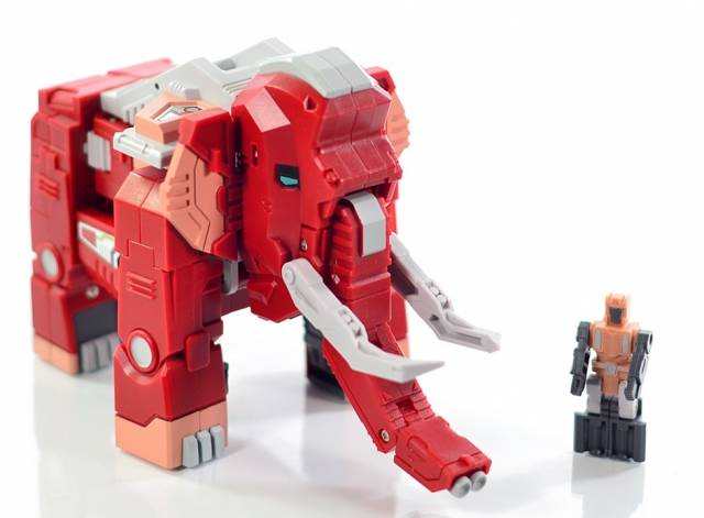 Fansproject - Glacialord - Tusker