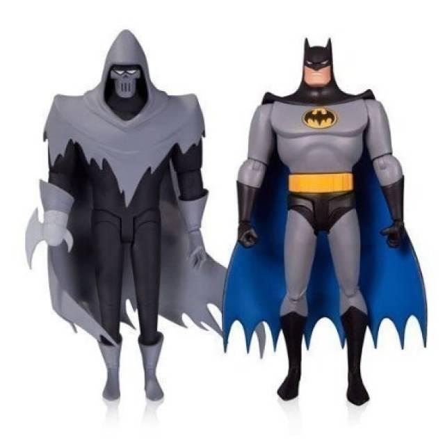 BATMAN ANIMATED - The Mask of the Phantasm AF