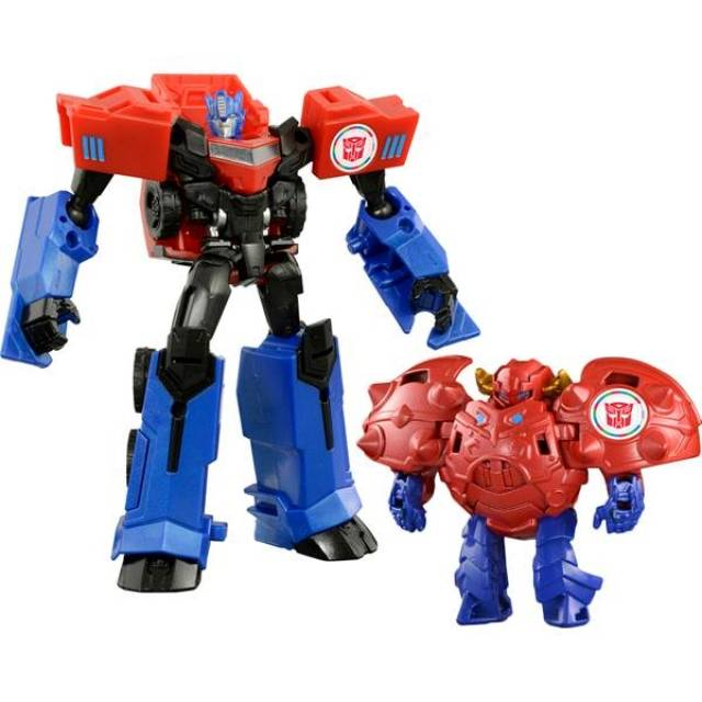 TAV41 - Optimus Prime w/ Gravity & Armor