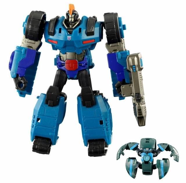Transformers Adventure - TAV46 - Overload