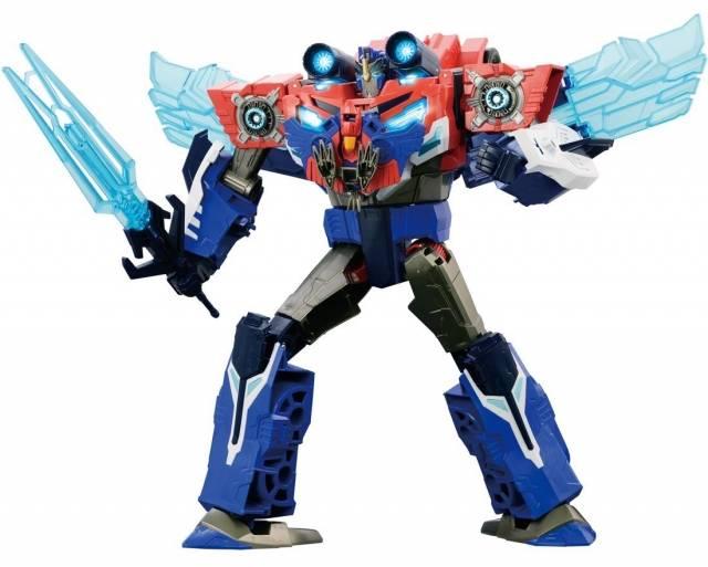 TAV50 - Hyper Surge Optimus Prime