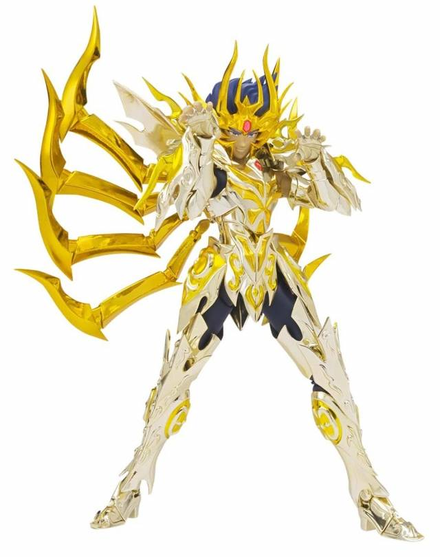 Saint Cloth Myth EX - Cancer Deathmask (God Cloth),