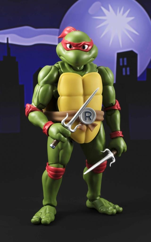 S.H. Figuarts - Teenage Mutant Ninja Turtles - Raphael
