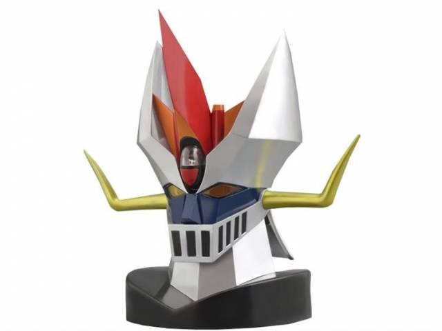 Metal Action No. 02: Great Mazinger Brain Condor