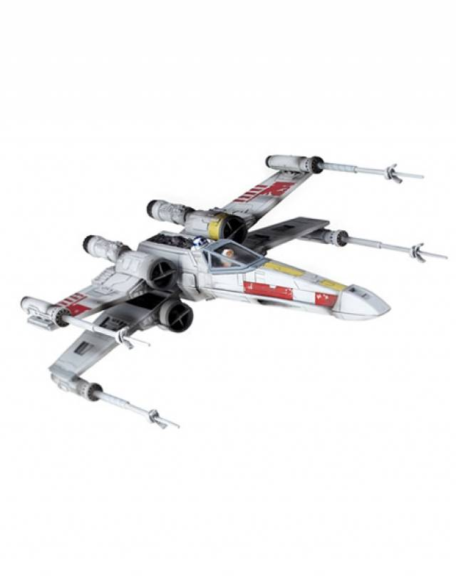Star Wars Revoltech #006 - X-Wing