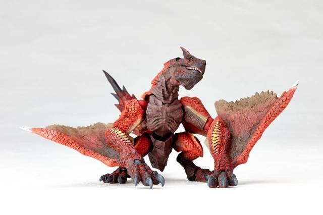 Vulcanlog MonHunRevo Tigrex - Molten Rage