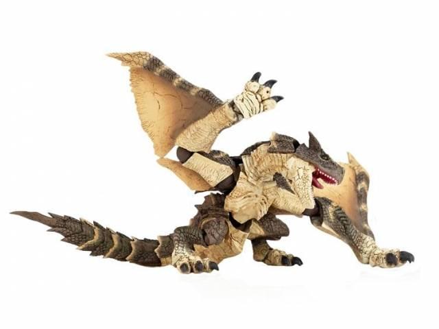 Vulcanlog MonHunRevo Tigrex - Brute