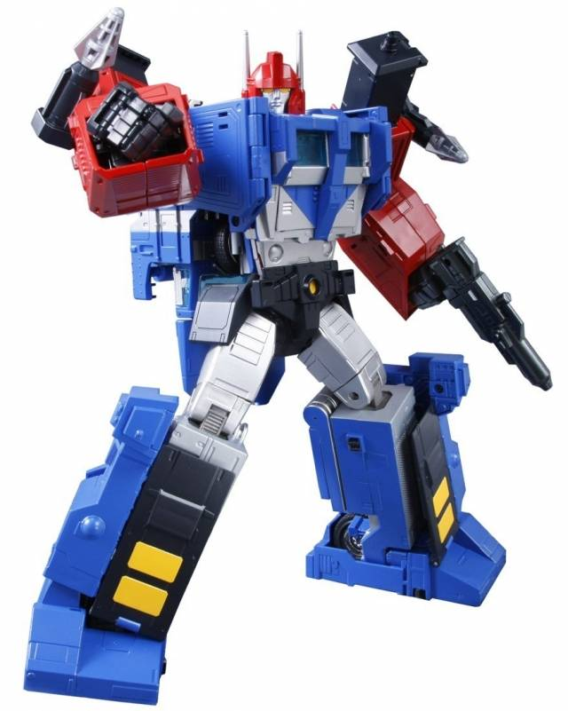 Transformers Masterpiece MP-31 Delta Magnus - Diaclone