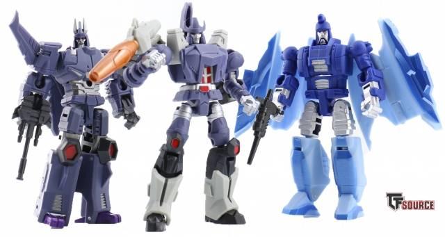 War in Pocket - Doombringers Set of 3 - MIB
