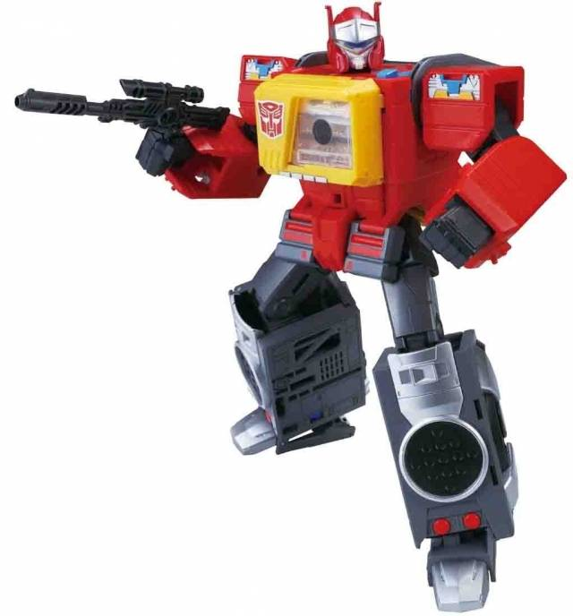 Transformers Legends Series - LG27 Blaster / Broadcast