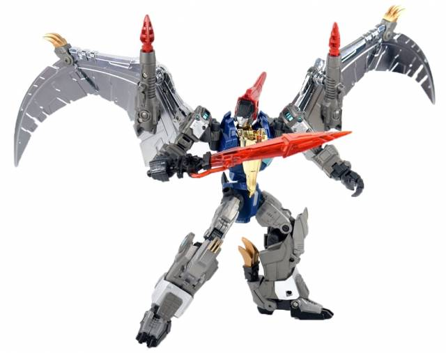 Fansproject - Lost Exo Realm - LER-03D Volar - Limited Edition
