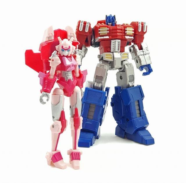 Iron Factory - IF-EX14 - Ultimate Commander w. bonus Elita