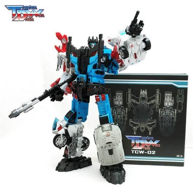 """Hasbro Transformers Authentics Bravo 7/"""" pouces Decepticon Megatron Action Figure"""