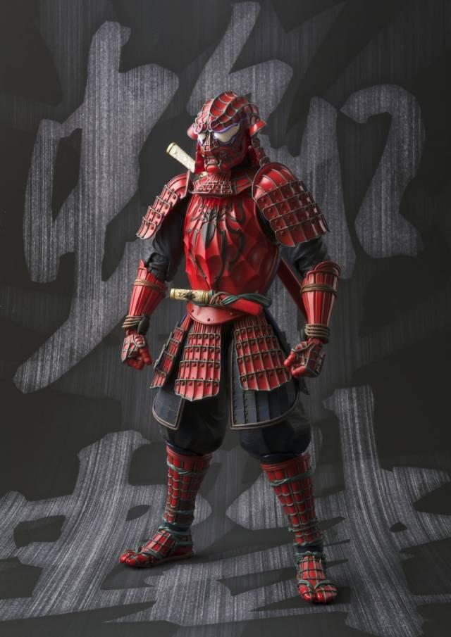 Meisho Manga Realization - Samurai Spider-Man