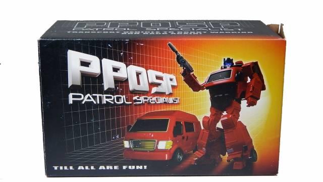 iGear - PP05P - Patrol Specialist - MIB