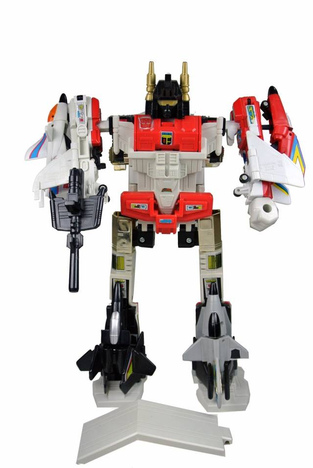 Transformers G1 - Superion - Loose