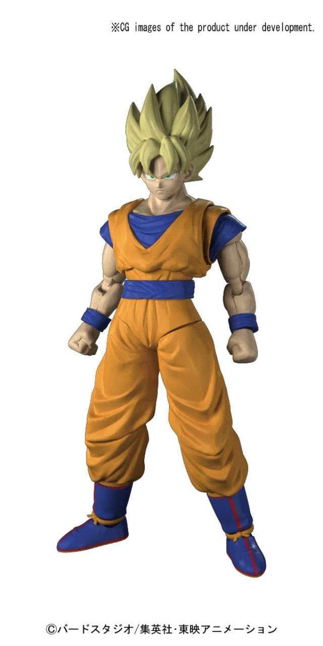 Bandai Figure Rise Standard - Super Saiyan Son Goku