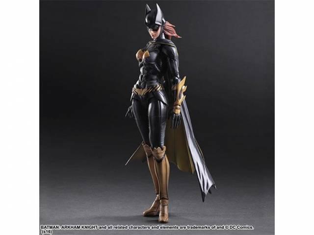 Play Arts Kai - Batman - Arkham Knight - Batgirl