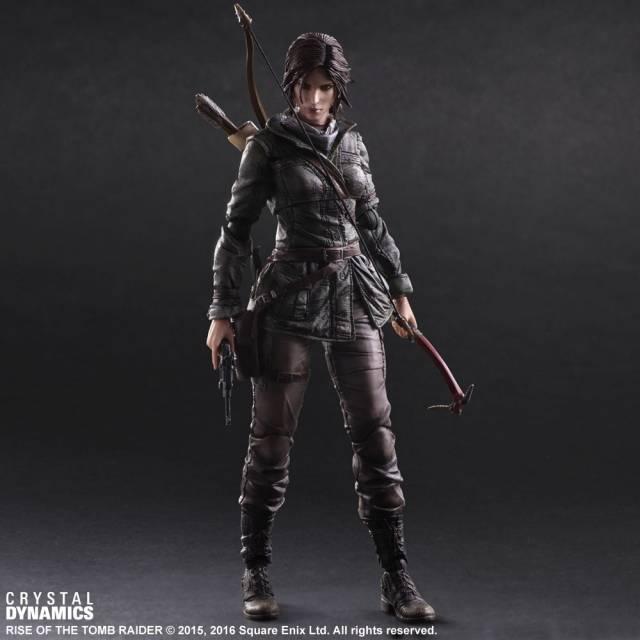 Play Arts Kai - Rise of the Tomb Raider - Lara Croft