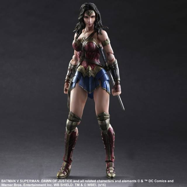 Play Arts Kai - Batman v Superman Dawn of Justice - Wonder Woman
